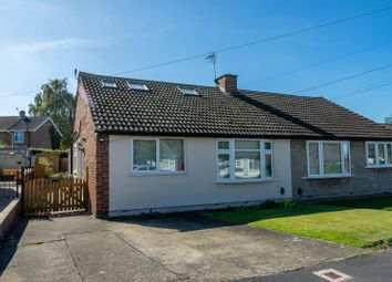Thumbnail 2 bed semi-detached bungalow for sale in Riversvale Drive, Nether Poppleton, York
