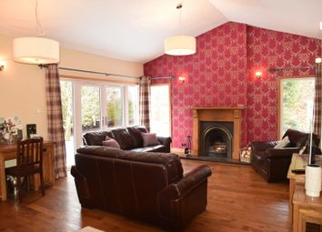 Thumbnail 4 bed detached house for sale in Tomatin, Inverness