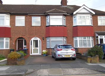Thumbnail 3 bed terraced house for sale in Lynmouth Avenue, Bush Hill Park