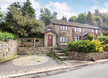 Thumbnail 2 bed semi-detached house for sale in Blaze Hill, Rainow, Macclesfield, Cheshire
