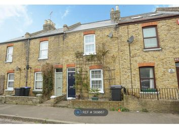 Thumbnail 2 bed terraced house to rent in Seafield Road, Ramsgate