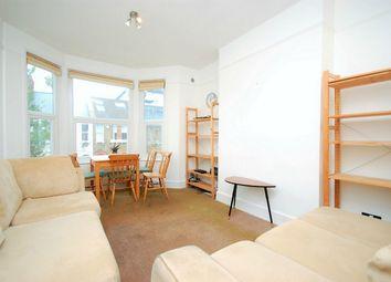 Thumbnail 3 bed flat to rent in Ashburnham Road, Kensal Rise, London