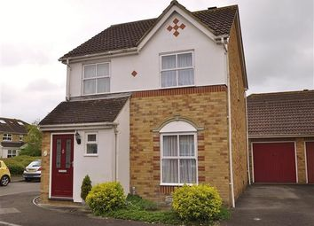 Thumbnail 3 bed detached house for sale in Chestnut Lane, Kingsnorth, Ashford