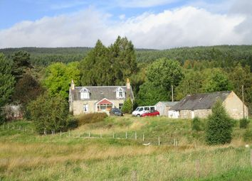 Thumbnail 3 bed detached house for sale in Lairig View, Aviemore, Inverness-Shire