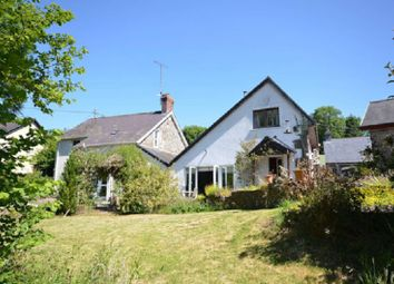 Thumbnail Detached house for sale in Porthyrhyd, Brongest, Newcastle Emlyn, Ceredigion.