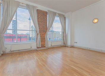 Thumbnail 1 bed flat to rent in Ability Plaza, 310 Kingsland Road, Haggerston, London