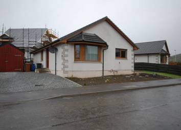 Thumbnail 3 bed semi-detached bungalow to rent in 30 Corsemaul Drive, Dufftown