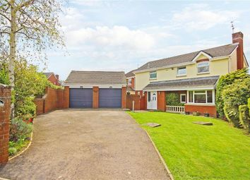 Thumbnail 4 bedroom detached house for sale in Orkney Close, Ramleaze, Swindon