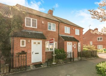 Thumbnail 3 bed terraced house for sale in West Lake Avenue, Hampton Vale, Peterborough