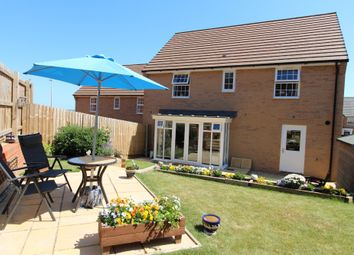 4 bed detached house for sale in Membury Crescent, Exeter EX1