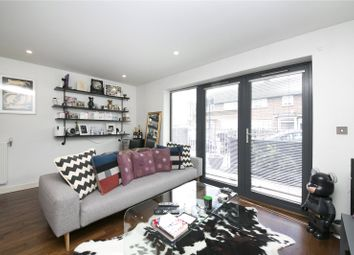 Thumbnail 1 bed flat for sale in Holly Street, Hackney