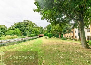 Thumbnail 1 bed flat for sale in Bishops Court, Cheshunt, Hertfordshire
