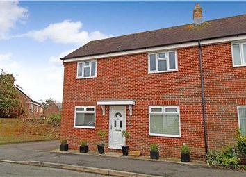 Thumbnail 3 bed end terrace house for sale in Gundry Road, Bothenhampton, Bridport, Dorset