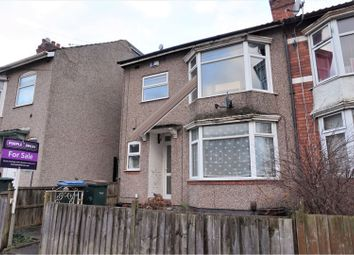 Thumbnail 3 bed end terrace house for sale in Kingsland Avenue, Coventry