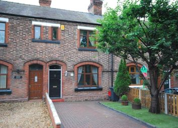 Thumbnail 2 bed terraced house to rent in Station Avenue, Helsby, Frodsham