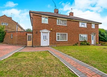 Thumbnail 3 bedroom semi-detached house for sale in West Oval, Kings Heath, Northampton