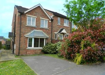 Thumbnail 3 bed semi-detached house for sale in Limestone Rise, Mansfield