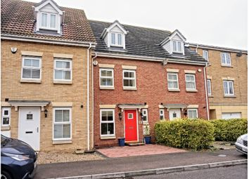 Thumbnail 3 bed terraced house for sale in Fenners Marsh, Gravesend