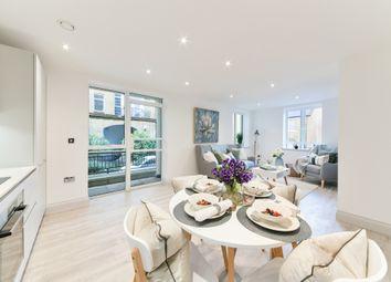 Thumbnail 2 bed flat for sale in Devonhurst Place, Heathfield Terrace, London