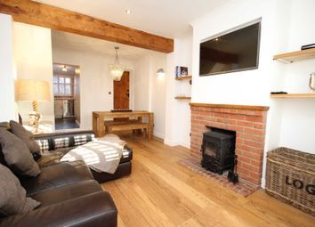 Thumbnail 2 bed terraced house to rent in Coxtie Green Road, Pilgrims Hatch, Brentwood