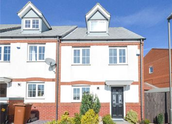 Thumbnail 3 bedroom end terrace house for sale in Disraeli Crescent, Ilkeston