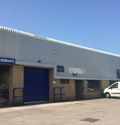 Thumbnail Industrial to let in Unit 23 Court Road Industrial Estate, Cwmbran