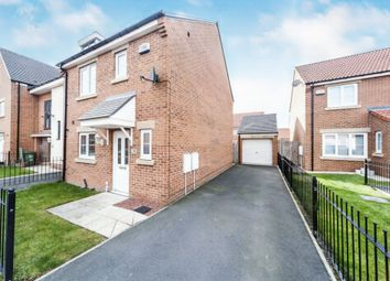 3 bed end terrace house for sale in Leo Grove, Stockton-On-Tees TS18