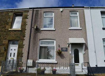Thumbnail 4 bedroom terraced house for sale in Gelert Street, Swansea