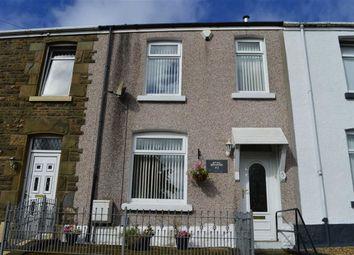 Thumbnail 4 bed terraced house for sale in Gelert Street, Swansea