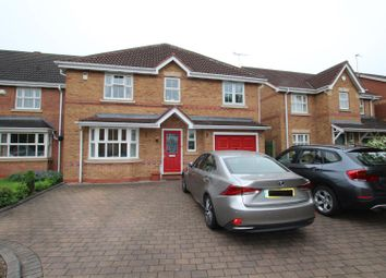 Thumbnail 5 bed detached house for sale in Maple Way, Branston, Burton-On-Trent
