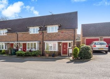 Thumbnail 2 bedroom end terrace house for sale in Winter Gardens, Crawley
