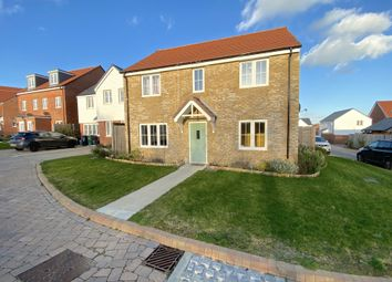 Thumbnail 4 bed detached house for sale in White Clover Close, Stone Cross, East Sussex