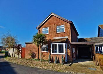 Thumbnail 3 bed link-detached house for sale in Puffin Crescent, Stubbington, Fareham