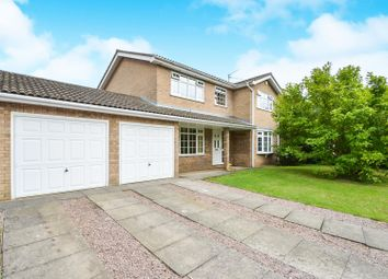 Thumbnail 4 bed detached house for sale in Strawberry Close, Wisbech