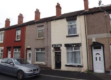 Thumbnail 2 bedroom terraced house for sale in Frederick Street, Blackpool, Lancashire