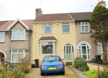 Thumbnail 3 bed terraced house for sale in Allison Road, Brislington, Bristol