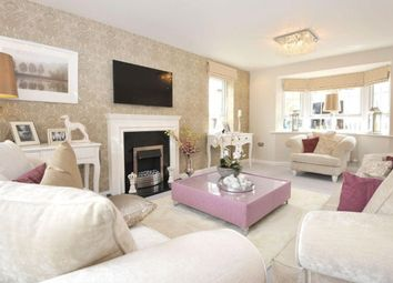 "Thumbnail 4 bed detached house for sale in ""Alnwick"" at Coppice Green Lane, Shifnal"