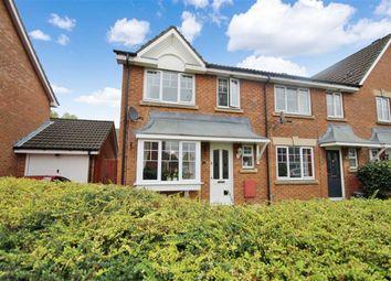 Thumbnail 3 bedroom end terrace house for sale in Shipley Drive, Abbey Meads, Swindon