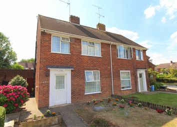 Thumbnail 3 bed semi-detached house for sale in Cottonmill Lane, St Albans, Hertfordshire