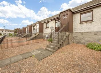 Thumbnail 1 bed terraced bungalow for sale in Turret Court, Alloa, Clackmannanshire