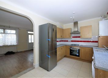 Thumbnail 3 bed terraced house to rent in Woolwich Manor Way, North Woolwich, London.