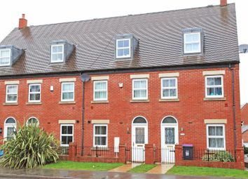 Thumbnail 3 bed mews house for sale in Brittania Way, Telford