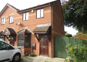 2 bed end terrace house for sale in Church View Close, Bloxwich, Walsall WS3