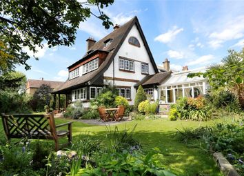 Thumbnail 4 bed detached house for sale in Watery Lane, Merton Park