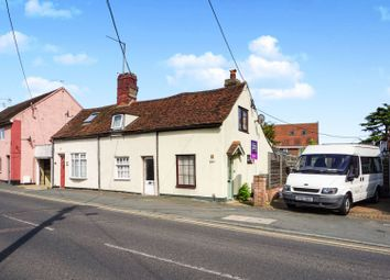 Thumbnail 1 bed cottage for sale in The Cross, Wivenhoe