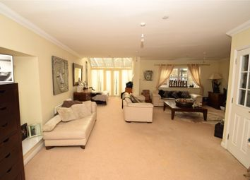 Thumbnail 4 bed end terrace house for sale in Kingfisher Drive, Greenhithe, Kent
