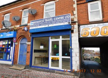 Thumbnail Retail premises to let in 149 Ipsley Street, Redditch