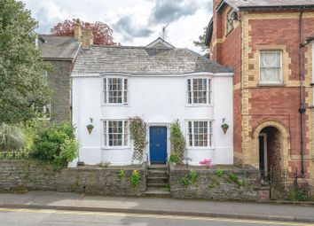 Thumbnail 4 bed end terrace house for sale in West Street, Builth Wells
