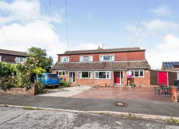 Brookside, Cholsey, Wallingford OX10. 4 bed semi-detached house