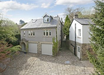 Thumbnail 4 bed detached house for sale in Oaklands Cottage & Grumpy Cottage, Queens Drive Lane, Ilkley, West Yorkshire